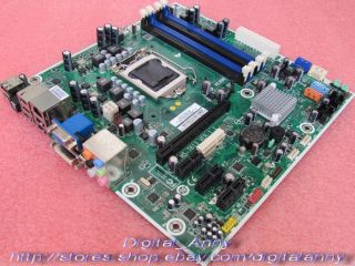 MSI MS 7613 Motherboard HP Iona GL8E Intel H57 612500 001