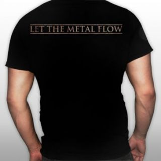 Metal Flow T Shirt Large Death Metal New Black Chuck Schuldiner
