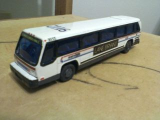 Diecast Model of WMATA 1979 GMC RTS WASHINGTON, DC CITY BUS!!!
