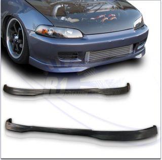 Honda Civic 4 Door Type R Body Kit Front Bumper PU Lip Urethane