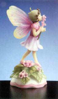 Cicely Mary Barker San Francisco Music Box Lilac Fairy Musical
