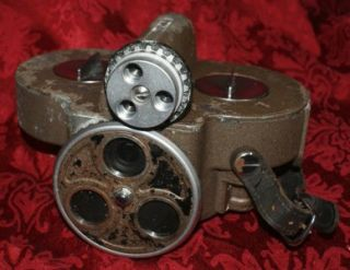 bell howell filmo 16mm camera later model