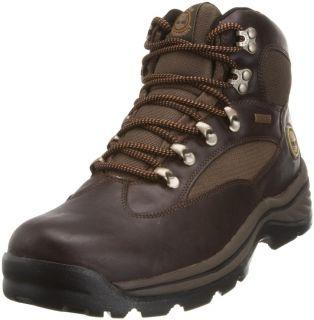 Timberland Mens 15130 Chocorua Trail Gore Tex WP Hiking Boots Brown