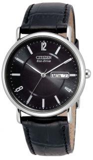 citizen bm8240 03e men s black dial eco drive watch citizen watch