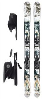 Rossignol S2 + Freeski 110 XL Skis 2009/2010