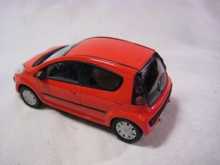 Citroen C1 Cararama Diecast Car Model 1 43 1 43