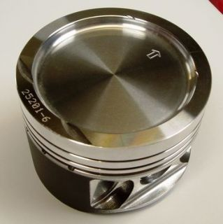 Peugeot 106 GTI 1 6 16V Turbo Wossner Forged Piston Kit