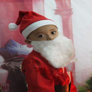 Vintage santa claus hang tags was specially