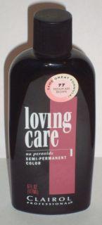 Clairol Loving Care Semi Permanent Color – 74 Reddish Blonde – 6