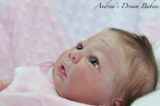 Reborn Baby Doll Kit Clara by Toby Morgan 17 Prem Kit