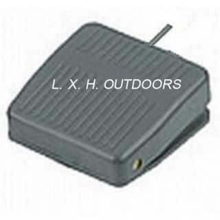 Pedal Foot Switch for Clay Pigeon Trap Clay Thrower Skeet Trap