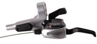 Shimano XT Disc Brake Levers Dual Control M766