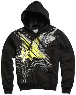 Fox Racing Rockstar Showcase Sasquatch Zip