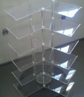 Shoe Shoes Display Rack Store Shelf Shop Closet Retail Clear