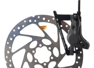 Shimano SLX Disc Brake Set M665   Pre Fitted