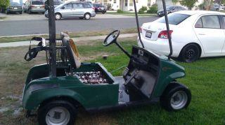 2007 Club Car Dsiq Golf Carts 48 Volt Electric Golf Cart