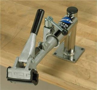 Park Tool Deluxe O Size Bench Mount PRS4OS Stand