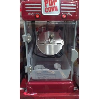 Classic Pop Corn Popcorn Maker Kettle Machine