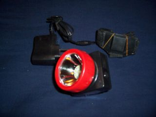 Wireless LED Coal Mining Light Miners Light Lamp