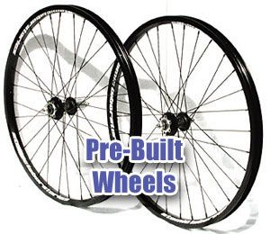 Shimano Deore Disc Wheels Tyres Cassette Deal