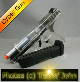 Smith Wesson Model SW40F Cybergun CO2 Air Pistol Gas Blowback Gun