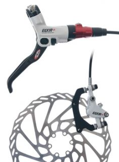 Avid Elixir CR Carbon Disc Brake   White 2010