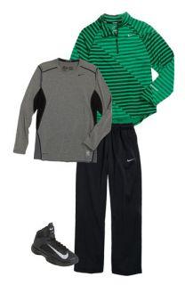 Nike Jacket & Athletic Pants (Big Boys)