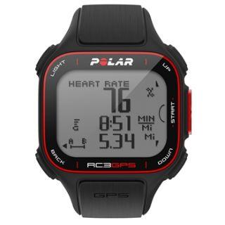Polar RC3 Heart Rate Monitor   GPS