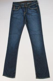 Gene Boot Cut Stretch Jeans Nitrogen Dark Whiskey Sz 27