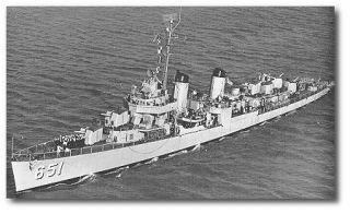 USS Cogswell DD 651 Westpac Deployment Cruise Book Year Log 1960 61