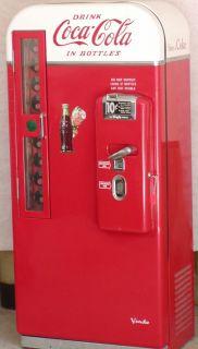 Coke V81B Vending Machine
