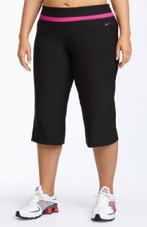 Nike Be Strong Dri FIT Capri Pants (Plus)