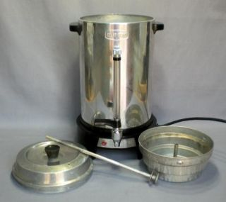 30 Cup Coffee Maker Instructions : West Bend Coffee Urn Parts on PopScreen