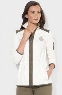 Lauren Ralph Lauren Mock Neck Jacket