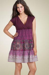 Calvin Klein Jeans Multi Print Dress