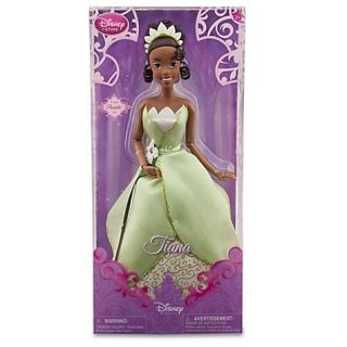 Deluxe Princess The Frog Tiana Doll 12 Toy Girls