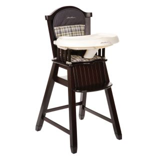 Bauer Classic High Chair in Colfax Classic High Chair in Colfax