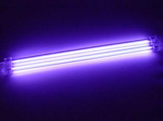 12 Dual Purple Cold Cathode Light Kit CCFL Super Bright Logisys PC