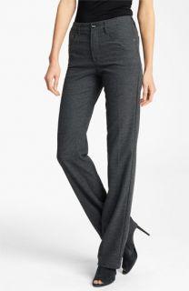 Armani Collezioni 5 Pocket Stretch Wool Pants
