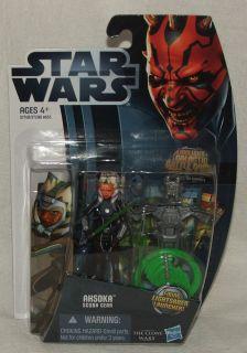 2012 Hasbro Star Wars The Clone Wars Scuba Gear Ahsoka Figure MOC