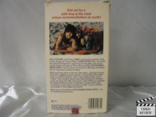 The Rosebud Beach Hotel VHS Colleen Camp Peter SCOLARI