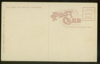 Ensworth Hospital Medical College St Joseph MO Postcard