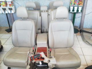 Highlander Leather Seats Interior W Door Panels Console Heated Power
