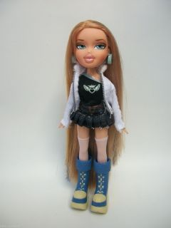 OOAK Bratz Magic Hair Cloe Doll Clothes Shoes Lot RARE