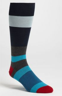 Paul Smith Accessories Wide Stripe Socks