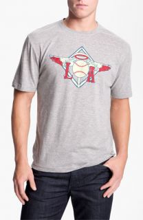 Wright & Ditson California Angels of Los Angeles Graphic T Shirt