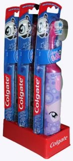 Colgate Kids Littlest Pet Shop Battery Operated Toothbrush Extra Soft