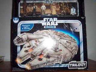Star Wars Millenium Falcon Sams Club Exclusive MISB