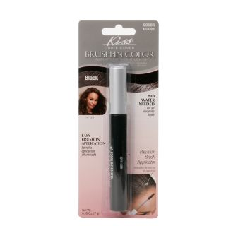 Kiss Quick Cover Gray Hair Touch Up Brush in Color