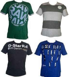 G Star Raw 3301 T Shirt Summer 2011 s M L XL XXL £25